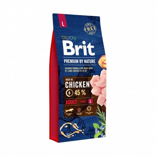Brit Premium Adult L 15 kg 0