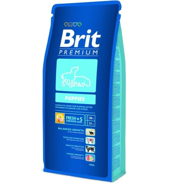 Brit Premium Puppy 15 kg 0