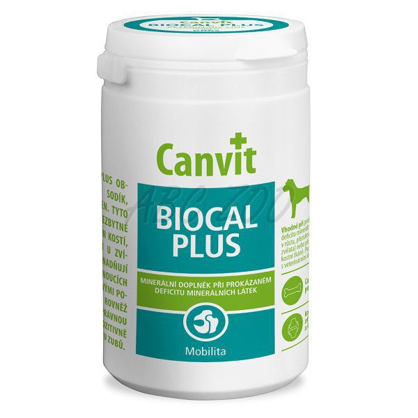 Canvit Biocal Plus 0