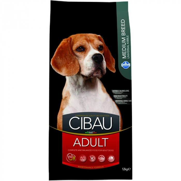 Cibau Adult Medium 12 kg 0