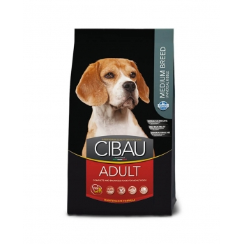 Cibau Adult Medium 2,5 kg  0