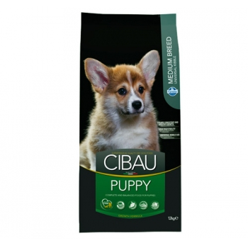 Cibau Puppy Medium 12 kg 0
