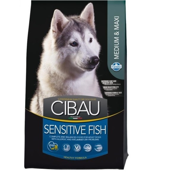 Cibau Sensitive Peste 12 kg 0