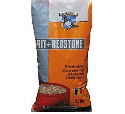 Colombine grit+redstone 2,5 kg 0