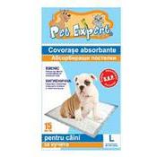 Covorase absorbante Pet Expert 60x60 cm/15 buc   0