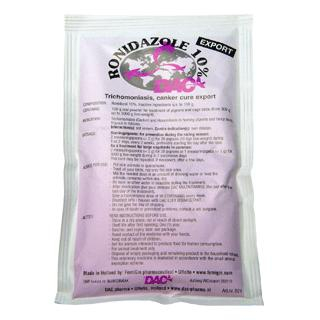 DAC Ronidazole Export 10% 100g 0