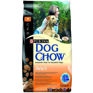 Dog Chow Adult Chicken 15 kg 0