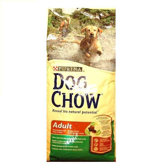 Dog Chow Adult Mix 15 kg 0