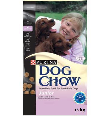 Dog Chow Puppy Miel&Orez 15 kg 0