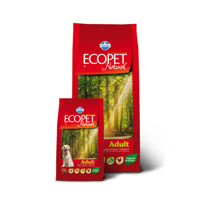 Ecopet Natural Adult Mini 12 kg 0