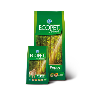 Ecopet Natural Puppy Mini 12 kg 0