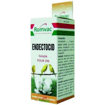 Endectocid Soluţie Ivermectina spot–on 10 ml 0