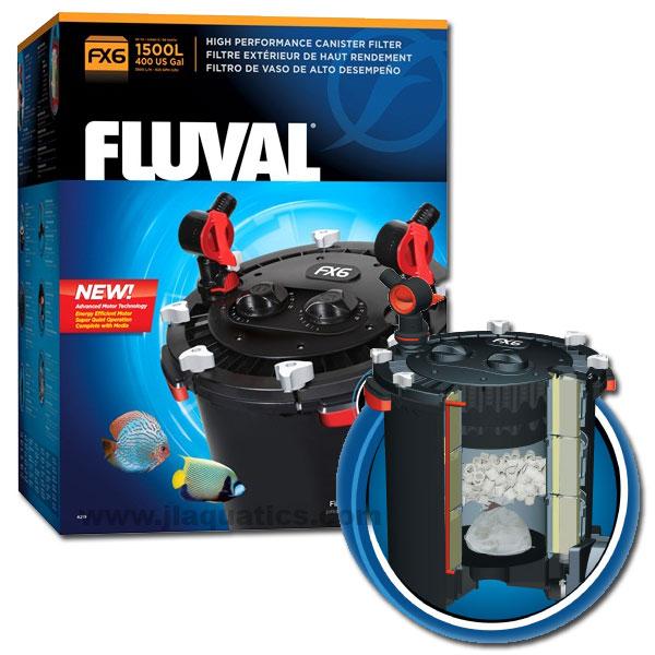 Filtru extern Hagen Fluval FX6 0