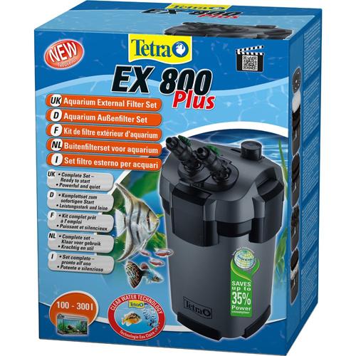 Filtru extern Tetra Ex 800 Plus 0