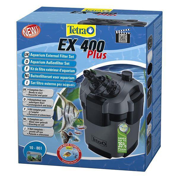 Filtru extern Tetra Ex 400 Plus 0