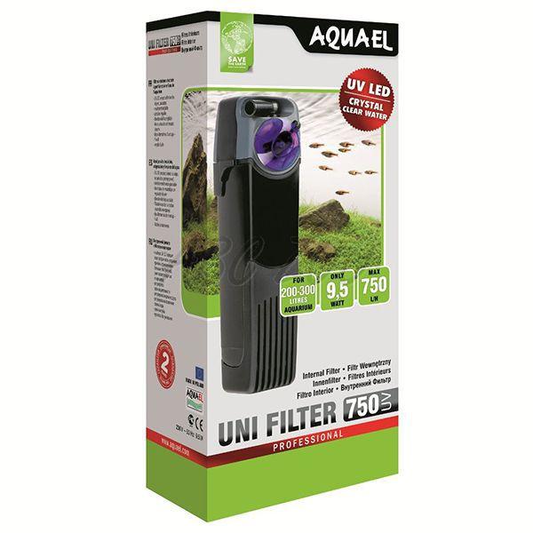 Filtru intern Aquael UNI+UV 750 0