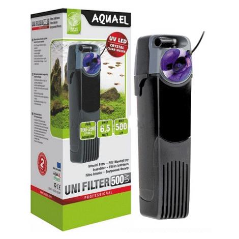 Filtru intern Aquael UNI+UV 500 0
