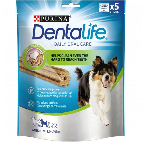 Friskies Dental Life Medium 115g 0