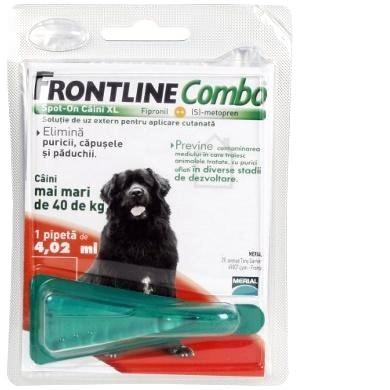Frontline Combo XL (peste 40 kg) 0
