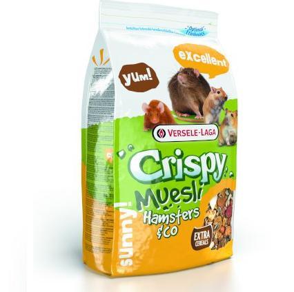 Hamster Crispy 1 Kg 0