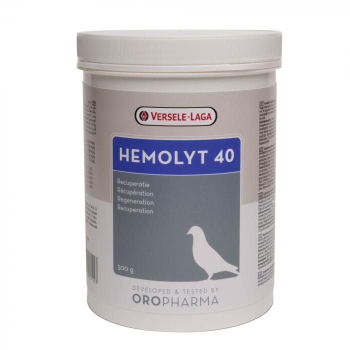Oropharma, Hemolyt 40, 500 g [0]