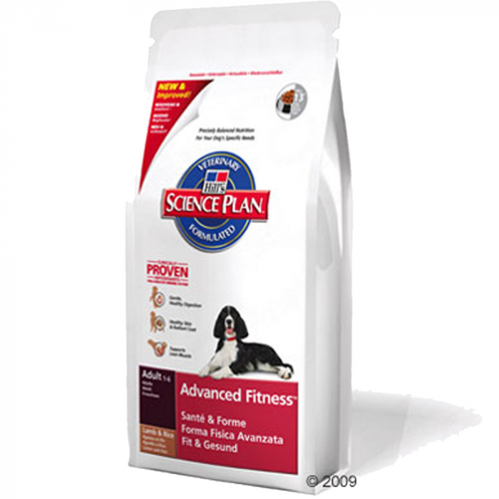 Hill's SP Canine Adult Lamb si Rice 14 Kg 0