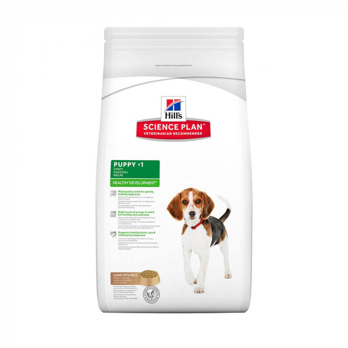 Hill's SP Canine Puppy Lamb&Rice 12 Kg 0