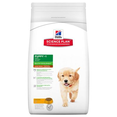 Hills SP Canine Puppy Large Breed 14,5 Kg 0