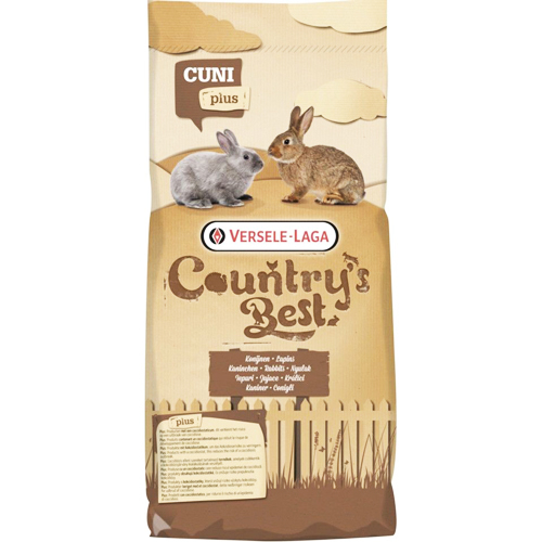 Hrana iepuri Country's Best - Cuni Fit Plus 20kg [0]