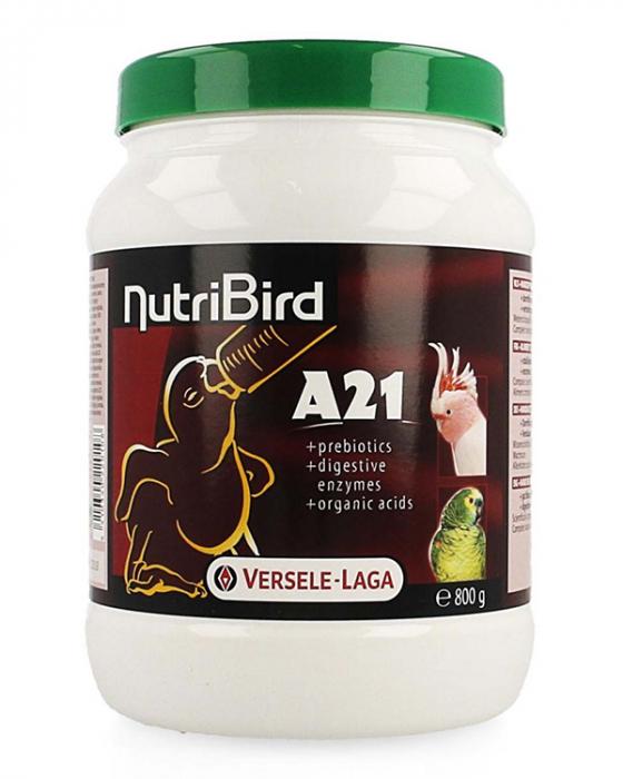 Nutribird A21 , Versele laga , 800g 0