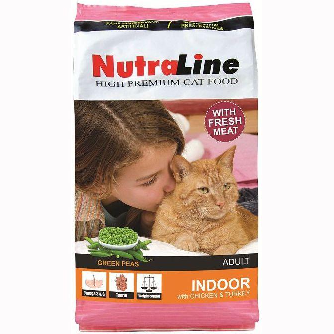 Hrana pentru Pisici Nutraline Indoor 1,5 kg 0