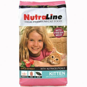 Hrana pentru Pisici Nutraline Kitten 1,5 kg 0