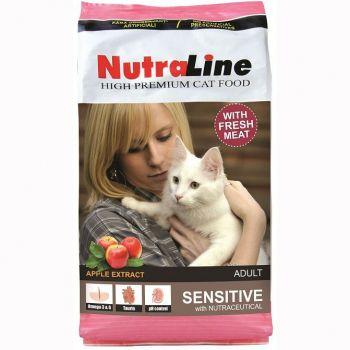 Hrana pentru Pisici Nutraline Sensitive 1,5 kg 0