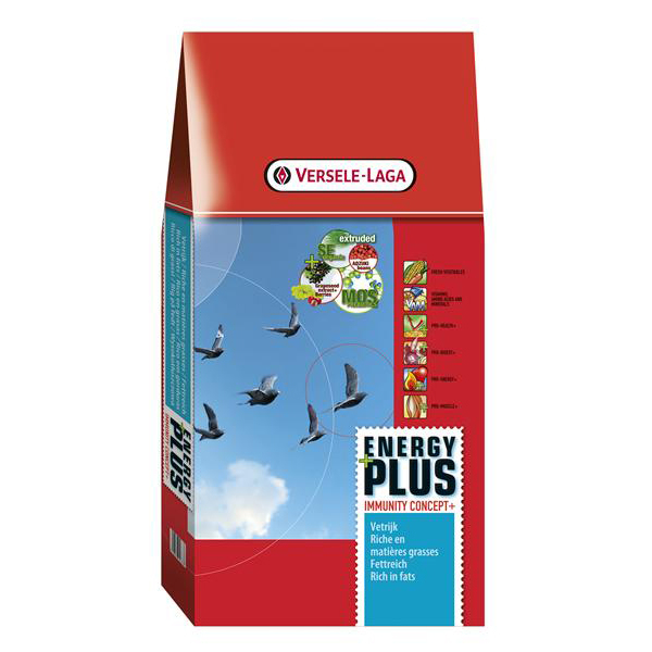 Hrana porumbei Energy Plus 18 kg 0