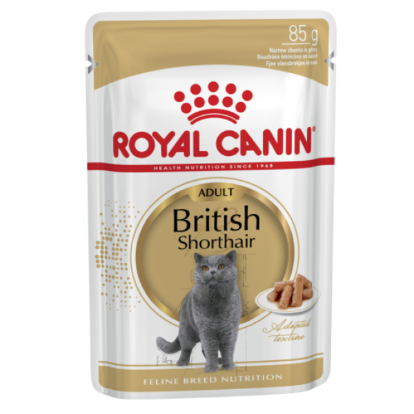 Royal Canin British Shorthair 85 g 0
