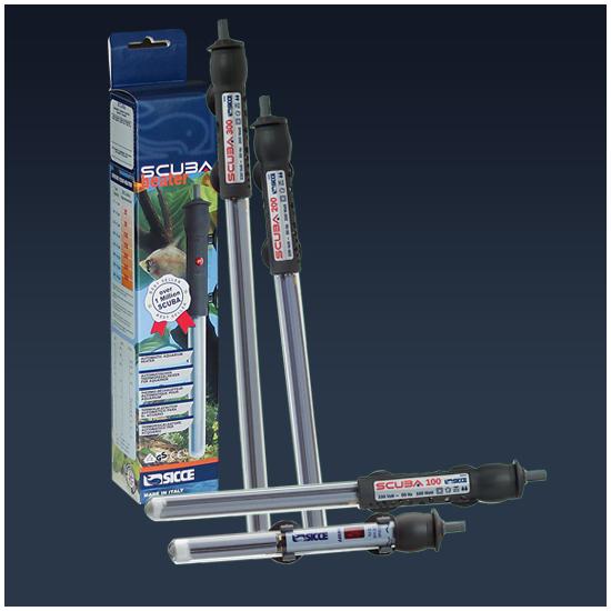 Incalzitor acvariu Scuba 150 W 0