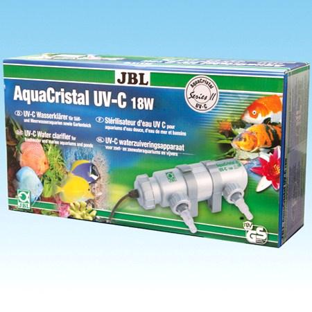 JBL Aqua Cristal UV-C 18W 0