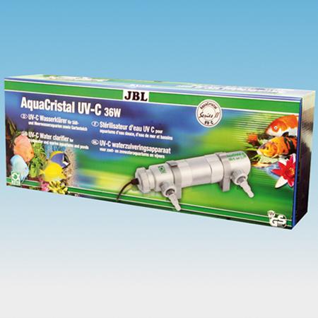 JBL Aqua Cristal UV-C 36W 0