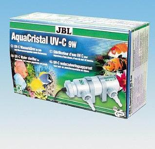 JBL Aqua Cristal UV-C 9W 0