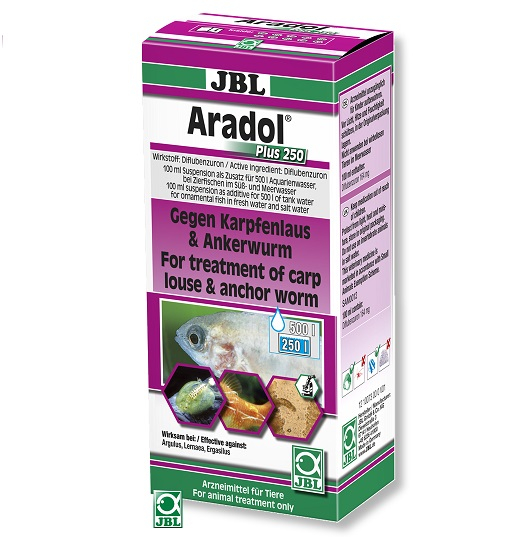 JBL Aradol Plus 250 100 ml 0