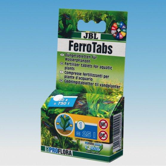 JBL Ferrotabs 30 tabl. 0