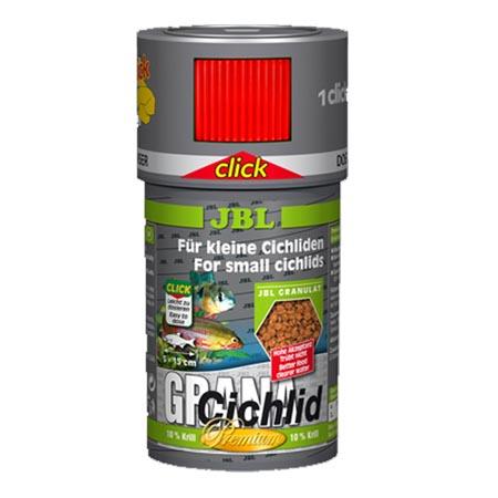 JBL GranaCichlid Click 100 ml - 44 gr 0