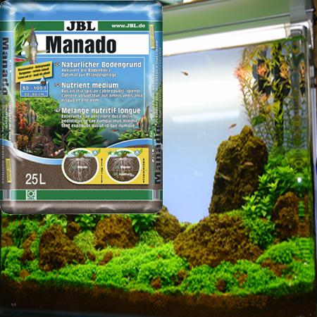 JBL Manado 25L/acvariu 100-300L 0