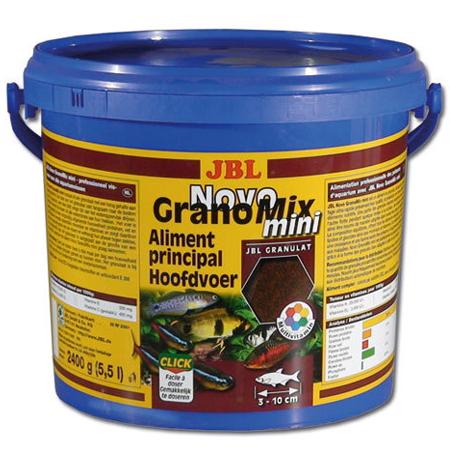 JBL NovoGranoMix mini 5,5 l - 2400 gr 0