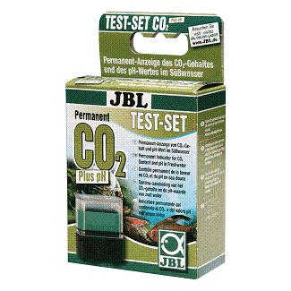 JBL pH / CO2 Test Permanent 0
