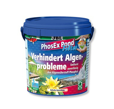 JBL PhosEx Pond Filter 500g 0