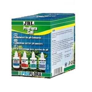 JBL ProFlora Cal set-solutii calibrare,curatire electrod pH 0