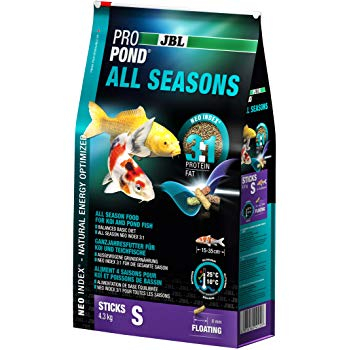 JBL ProPond Sticks All Season S 4,3 kg 0