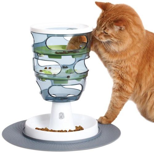 Jucarie Hagen Pisica Catit Food Maze [0]