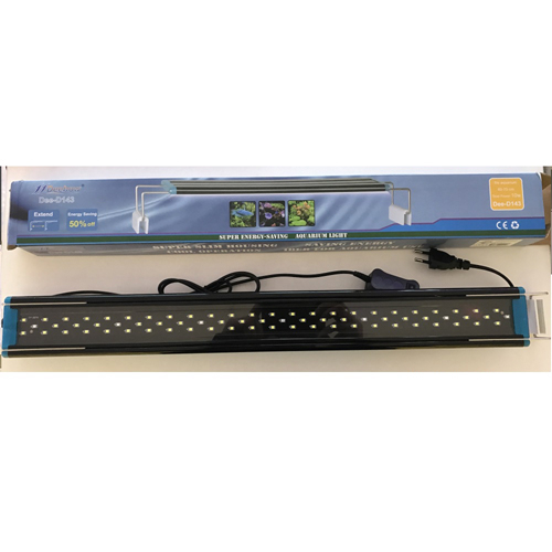 Lampa led acvariu 4W 20-30 cm [0]